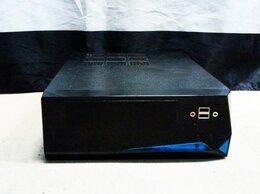 Настольные компьютеры - ПК BGA Atom 230 1x0,5Gb DDR2 40IDE 945 250W slim b, 0
