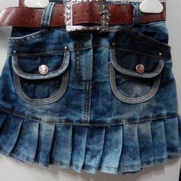 Юбки - Джинсовая юбка SY-509, 0