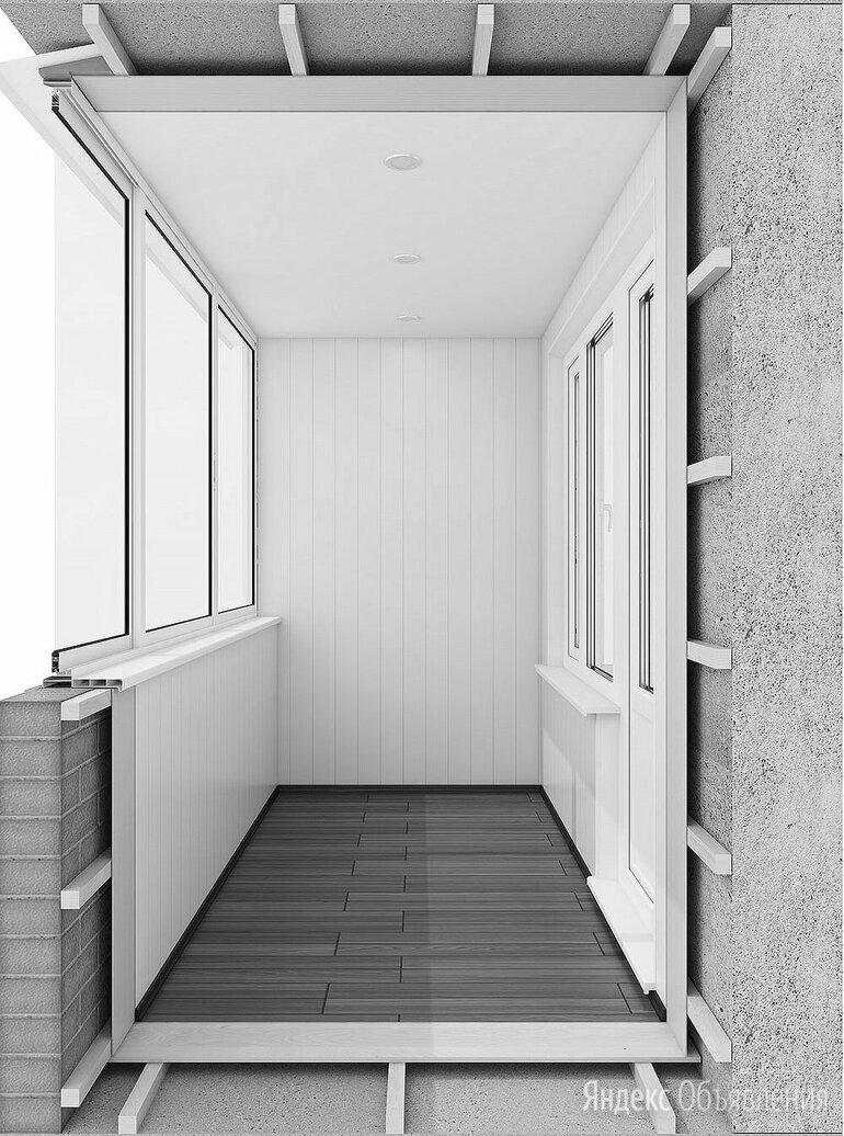 отделка балконов - Архитектура, строительство и ремонт, фото 0
