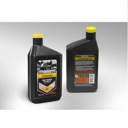 Масла, технические жидкости и химия - Масло Rezoil TITANIUM 4T Полусинтетическое, 0