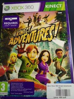 Игры для приставок и ПК - Диск Xbox 360 Kinekt Advantures, 0