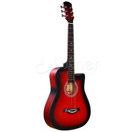 Акустические и классические гитары - FT-D38-RDS Акустическая гитара, с вырезом,…, 0