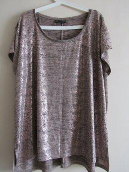 Блузки и кофточки - Блуза женская летняя р 54 новая, 0