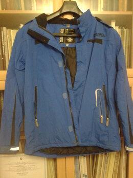 Куртки и пуховики - Куртка демисезонная для мальчика 12-14 лет, 0