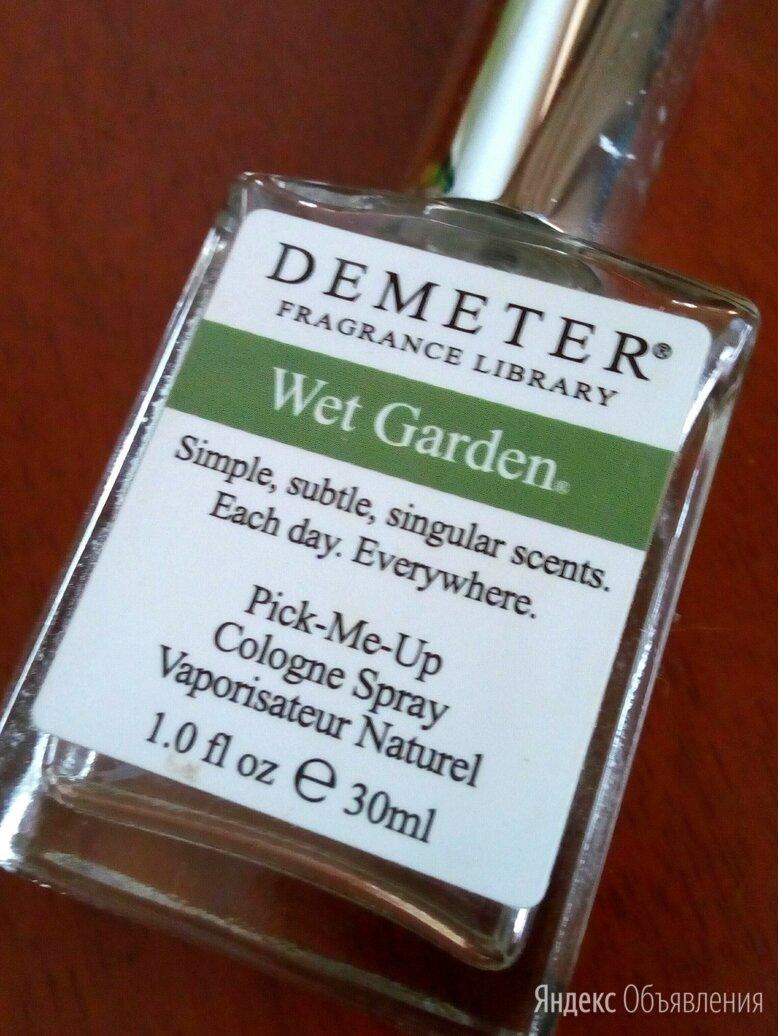 """Парфюм Demeter """"Wet garden"""" (Сад после дождя) по цене 700₽ - Парфюмерия, фото 0"""