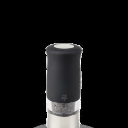 Товары для сельскохозяйственных животных - Мельница Zephir Peugeot для перца, 14 см, черный, на батарейках (22563), 0
