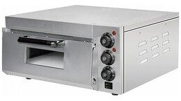Жарочные и пекарские шкафы - Печь для пиццы Gastromix GS 1, 0