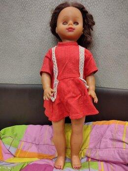 Куклы и пупсы - игрушка советская кукла в хор.состоянии рост 59са, 0