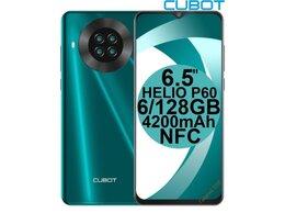 Мобильные телефоны - Новые Cubot Note 20 Pro Green 6/128GB HelioP60 NFC, 0