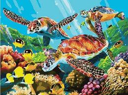 Раскраски и роспись - Картины по номерам Paintboy Морские черепашки, 0