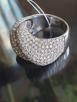 Кольца и перстни - Кольцо с бриллиантами, 0