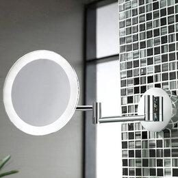 Аксессуары - Зеркало косметическое с подсветкой Lanberger 71585, 0