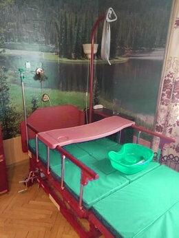 Приборы и аксессуары - Кровать медицинская для лежачих больных и инвалидо, 0