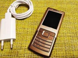 Мобильные телефоны - Nokia 6500 classic Bronze 3G РосТест, 0