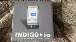 Звуковые карты - Звуковая карта Echo indigo io, 0