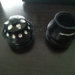 Рулевое управление - Рулевая колонка в стакан 44 мм под шток 1 1/8 дюйм, 0