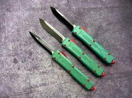 Ножи и мультитулы - Нож Microtech Ultratech Bounty Hunter drop spear, 0