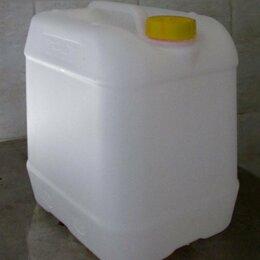 Канистры - Канистры 10л пластик, б/у, пищевые, 0