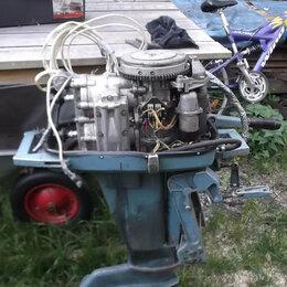 Двигатель и комплектующие  - Вихрь-30, со стартером. в рабочем состоянии. , 0