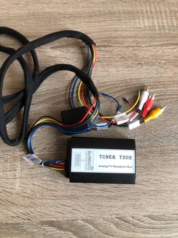 TV-тюнеры - Тюнер Т202, 0