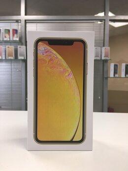Мобильные телефоны - iPhone Xr 64gb yellow (A2105) Ростест, 0