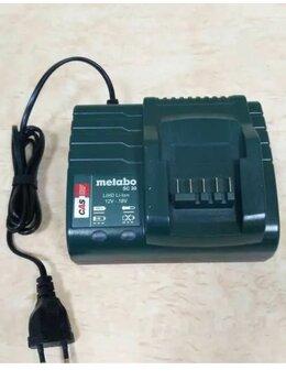 Аккумуляторы и зарядные устройства -  Зарядное устройство Metabo SC30, 0