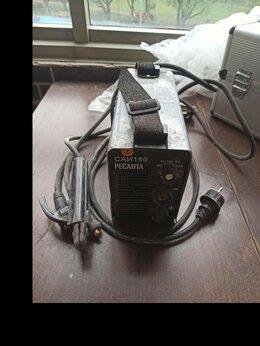Сварочные аппараты - Сварочный аппарат Ресанта 190А, 0