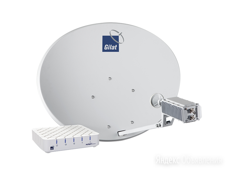 Комплект спутникового интернета ТРИКОЛОР Gemini I по цене 9000₽ - Спутниковое телевидение, фото 0