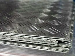 Металлопрокат - Лист алюминиевый АМг2Н2Р (Квинтет) 1200х3000мм, 0