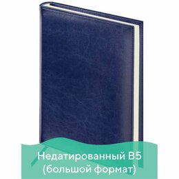 Канцелярские принадлежности - Ежедневник недатированный БОЛЬШОЙ ФОРМАТ…, 0