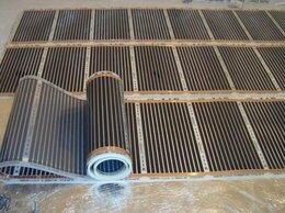 Электрический теплый пол и терморегуляторы - Пленочный теплый пол ширина 1.0 м, 0