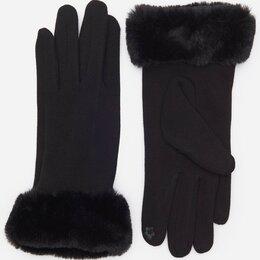 Перчатки и варежки - Новые Перчатки меховые Не Китай для смартфона, 0