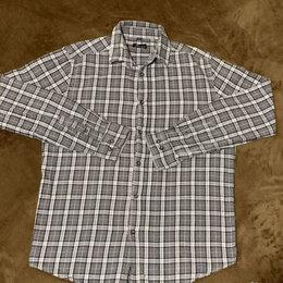 Рубашки - Мужская рубашка Camargue 46-48 (M), 0