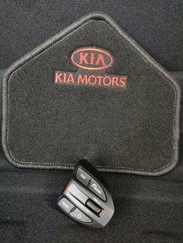 Автоэлектроника - Круиз-контроль Kia Rio 4 (X-Line), 0