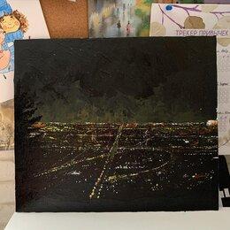Картины, постеры, гобелены, панно - Картина на холсте ручной работы., 0