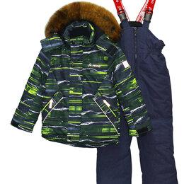 Комплекты верхней одежды - Зимний костюм для мальчика 110 см, 0