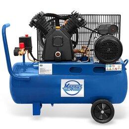 Воздушные компрессоры - Компрессор воздушный Magnus KV-360/50 (8атм.,2,3кВт, 220В,Ф65, 0