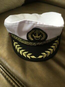 Головные уборы - кепка-капитанка, 0