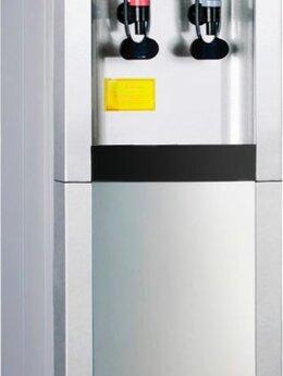 Кулеры для воды и питьевые фонтанчики - Кулер для воды Aqua Work 16LD/EN серебристый, 0