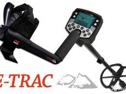 Металлоискатели - Металлоискатель minelab E-trac, 0