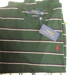 Свитеры и кардиганы - New Ralph Lauren Свитер p-p XL Green, 0