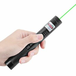 Аксессуары для проекторов - Указка лазер зеленый луч Green Laser Pointer 999865, 0