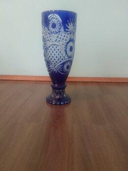 Вазы - хрустальная ваза, 0