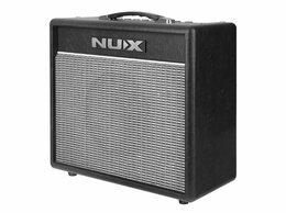 Гитарное усиление -  Цифровой комбоусилитель Nux Mighty 20 BT, со…, 0