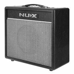 Гитарное усиление -  Цифровой комбоусилитель Nux Mighty 20 BT, со встроенными эффектами, 0