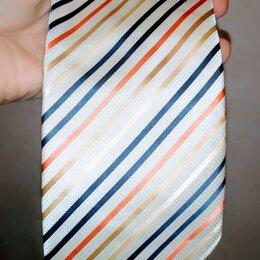 Галстуки и бабочки - 🔥Стильный фирменный дорогой галстук, 0