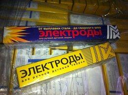 Электроды, проволока, прутки - ЭЛЕКТРОДЫ ОЗС-4 ММК 3 ММ И 4 ММ     Г. …, 0