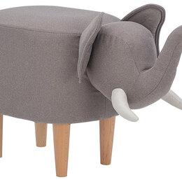 Пуфики - Пуф мягкий Слон, 0