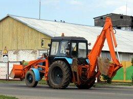 Спецтехника и спецоборудование - Тракторные работы, 0