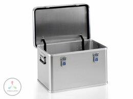 Корзины, коробки и контейнеры - Алюминиевый ящик Gmoehling G®-premium plus BOX A…, 0